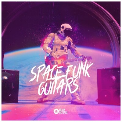 Space Funk Guitars