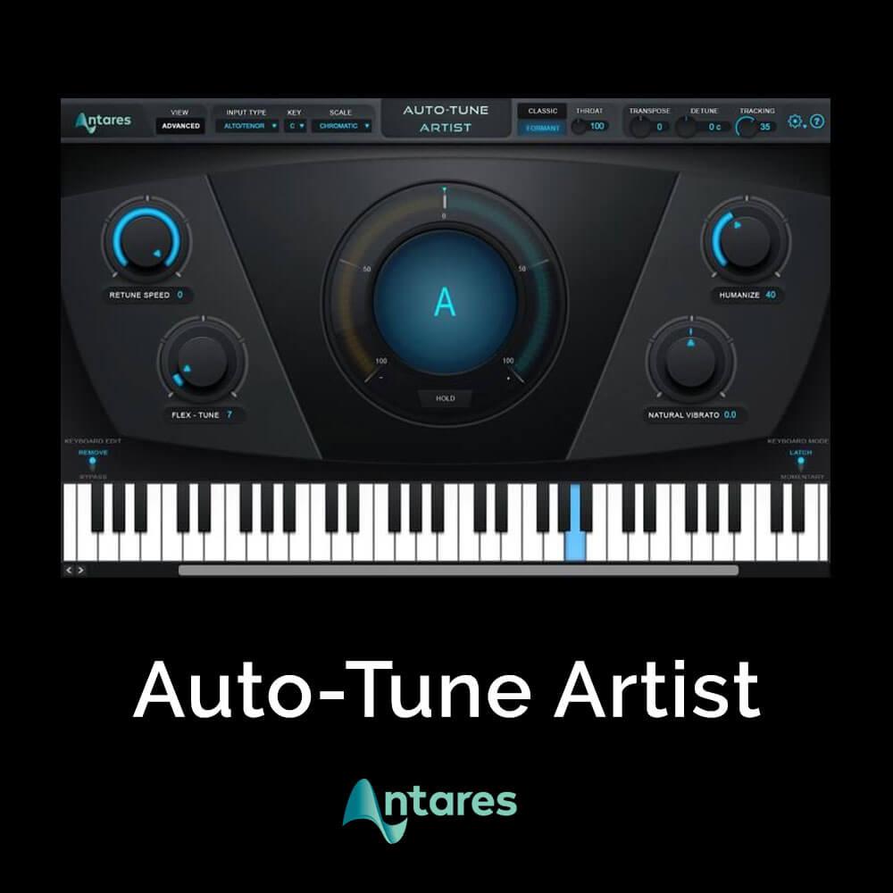Auto-Tune Artist