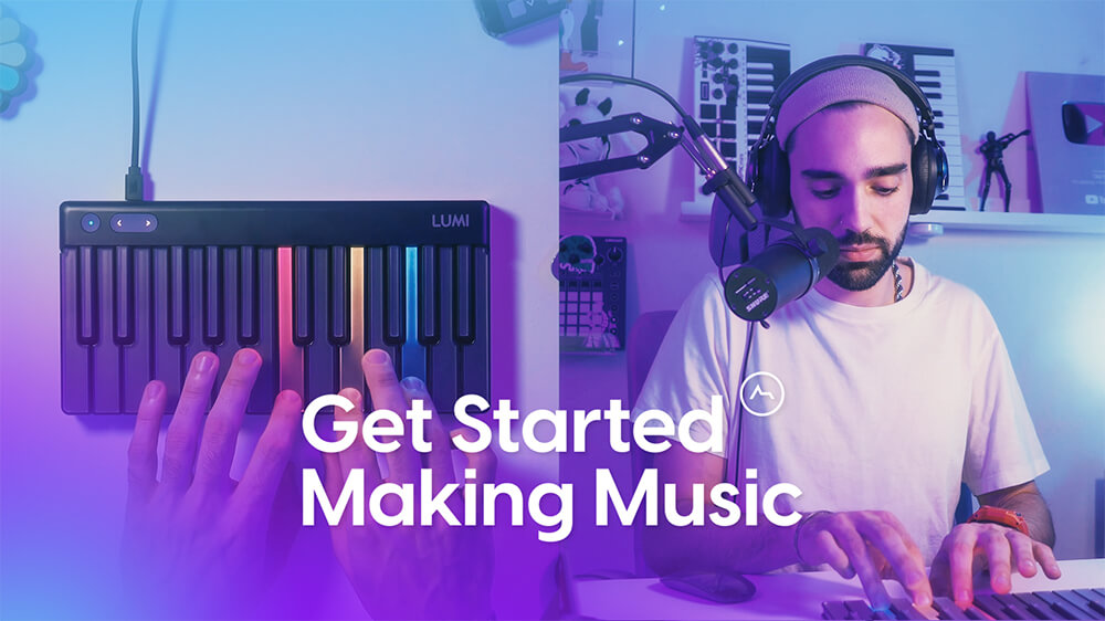 Get Started Making Music - A Production Course for Absolute Beginners