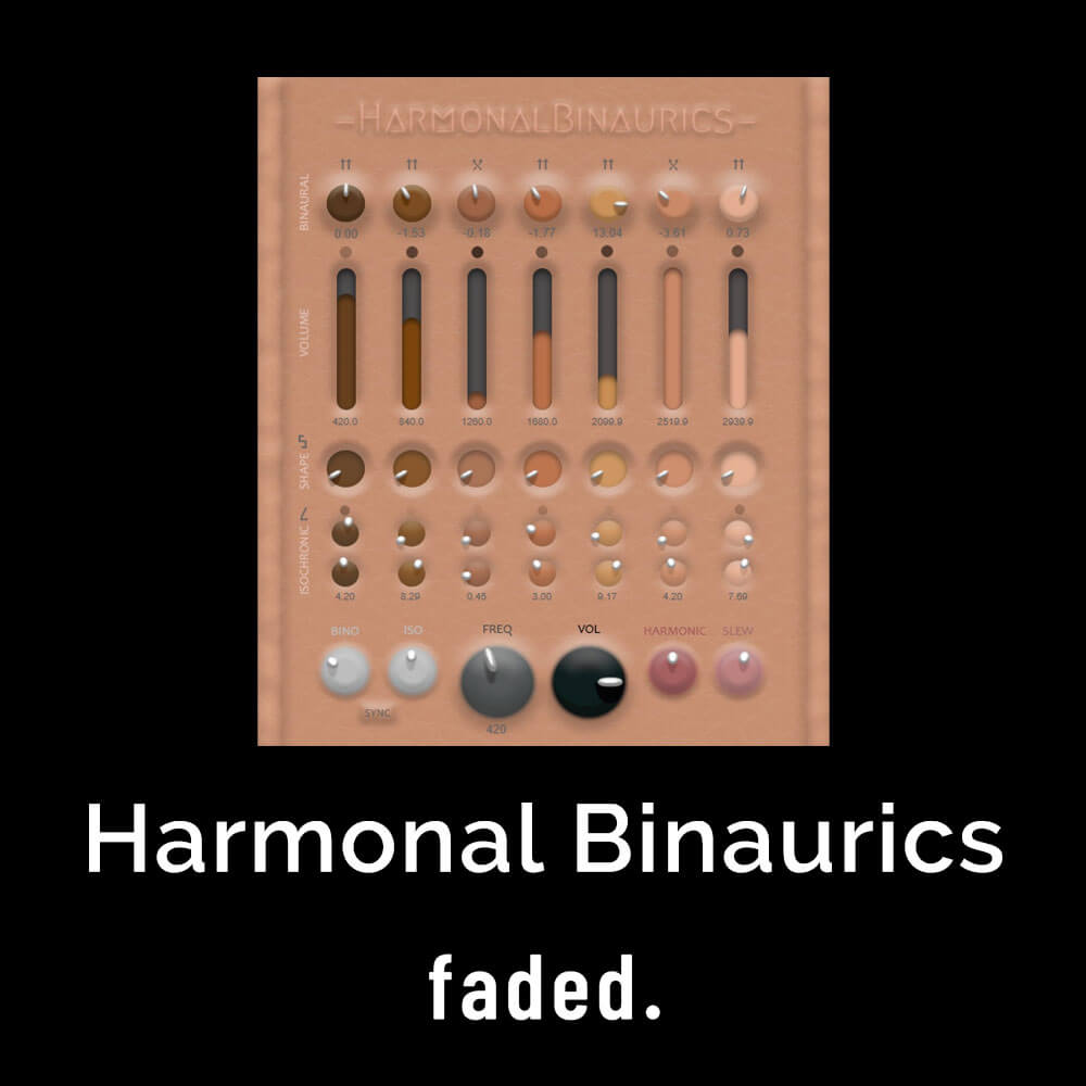 Harmonal Binaurics