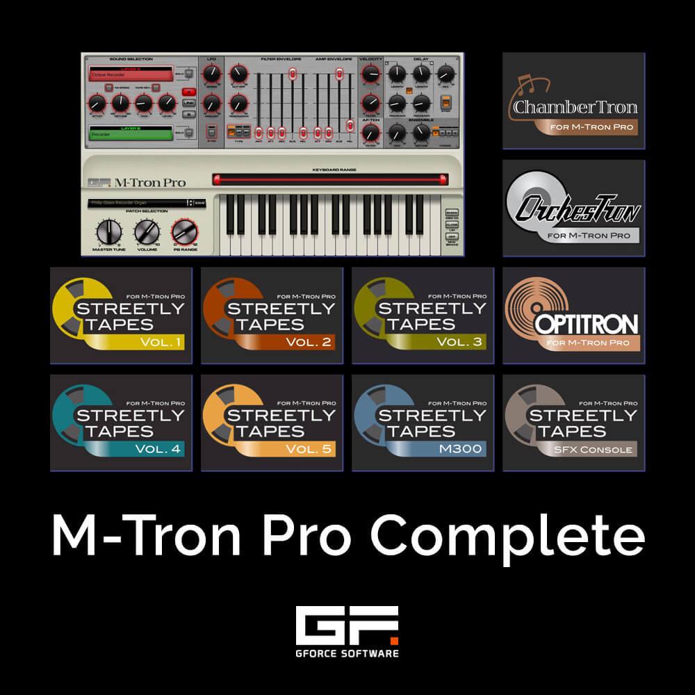 M-Tron Pro Complete
