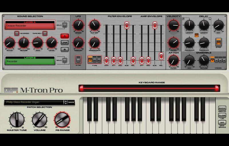 M-Tron Pro
