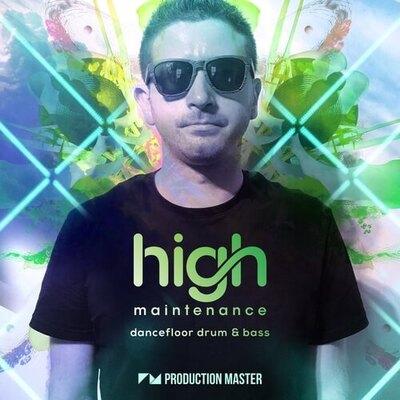 High Maintenance - Dancefloor Drum & Bass