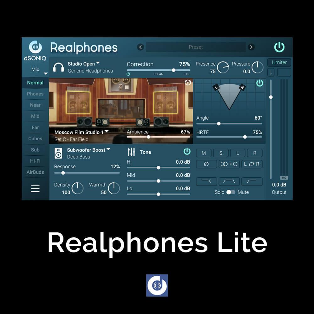 Realphones Lite