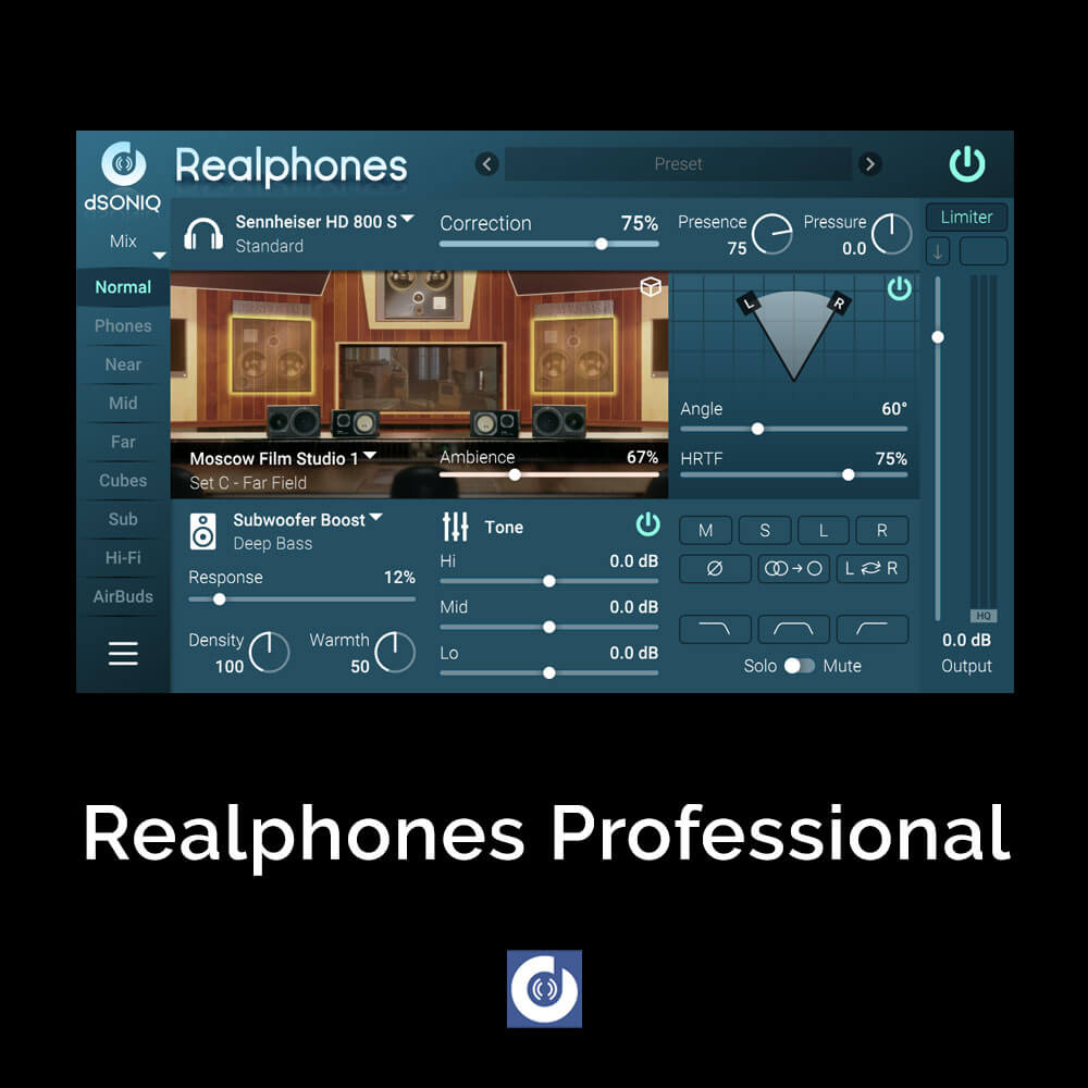 Realphones Professional