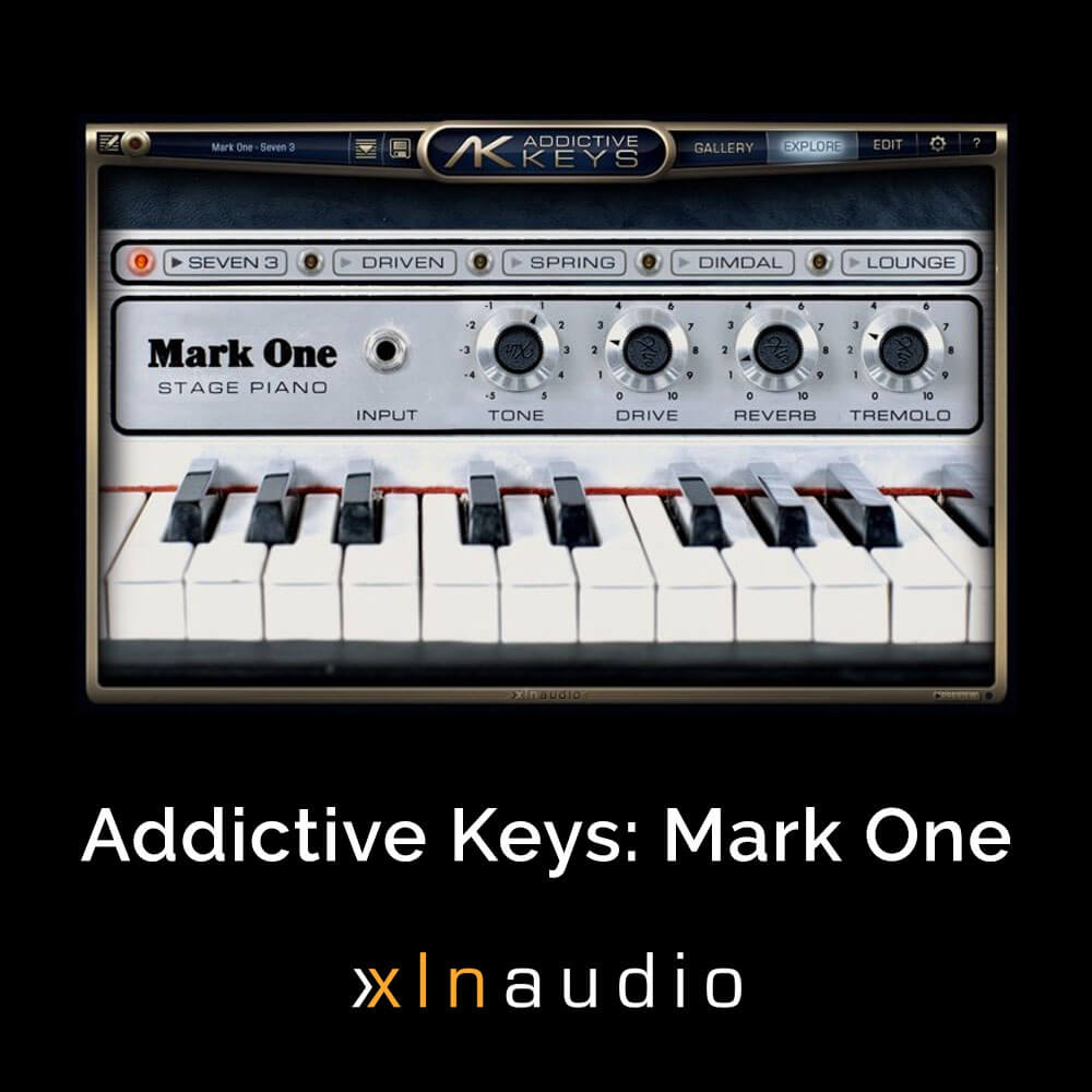 Addictive Keys: Mark One