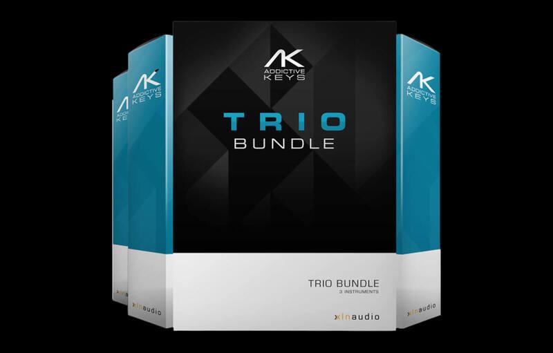 Addictive Keys: Trio Bundle