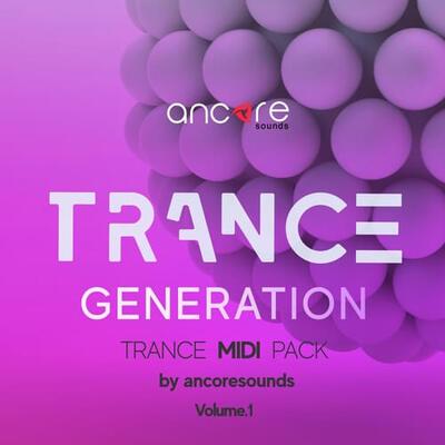 Trance Generation Midi Pack