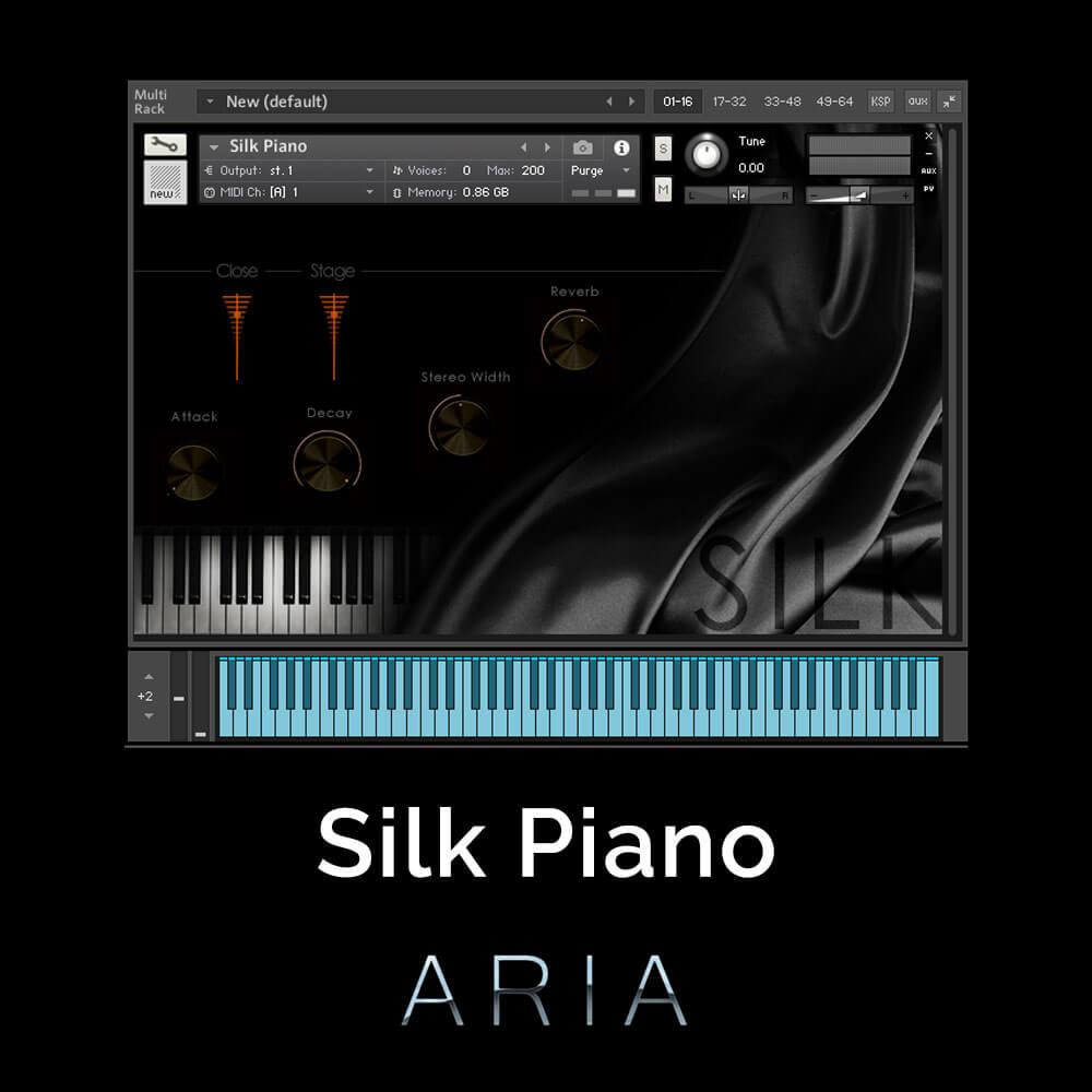 Silk Piano