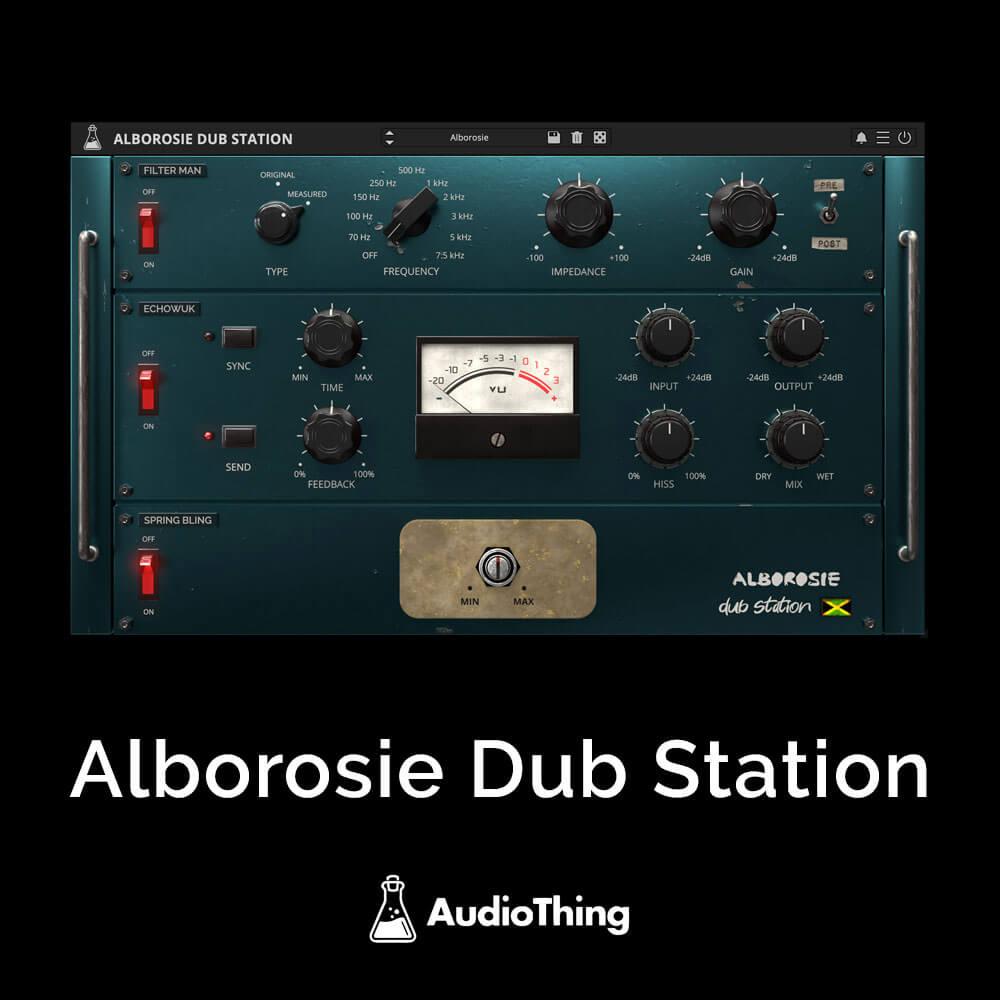 Alborosie Dub Station