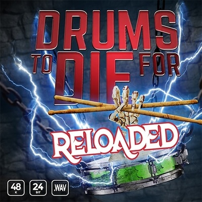 Drums To Die For Reloaded Vol. 1