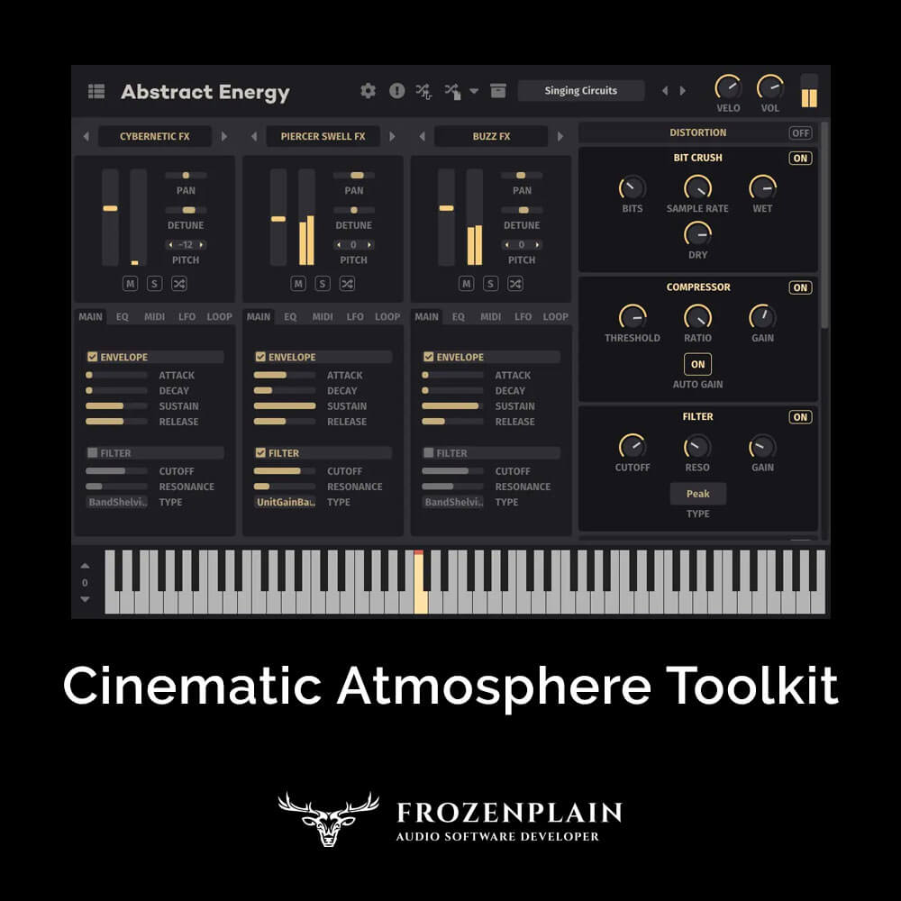 Cinematic Atmosphere Toolkit