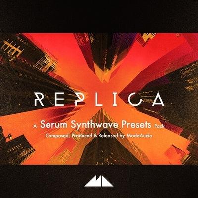 REPLCA Serum Synthwave Presets