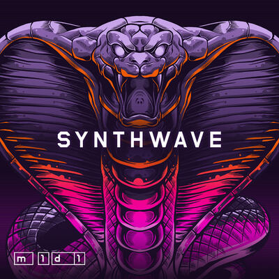 m1d1 - Synthwave