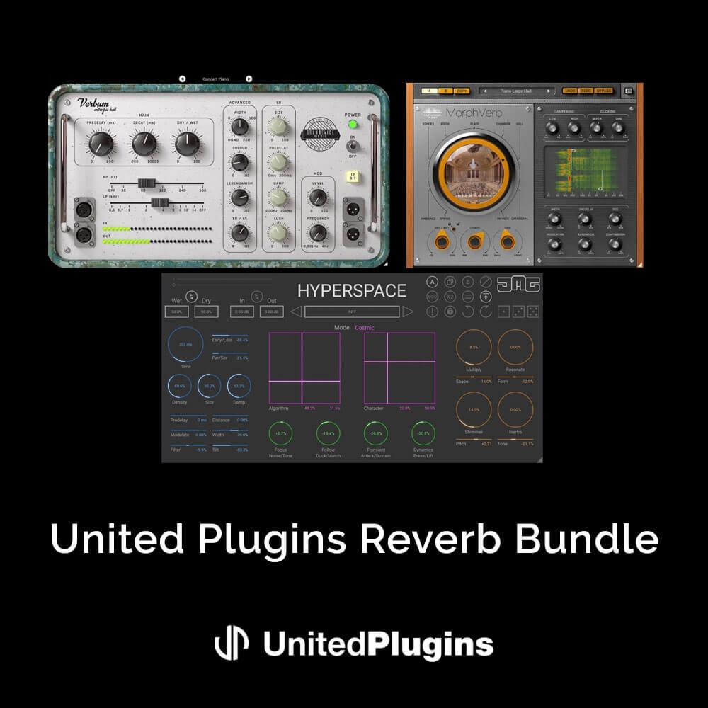 United Plugins Reverb Bundle