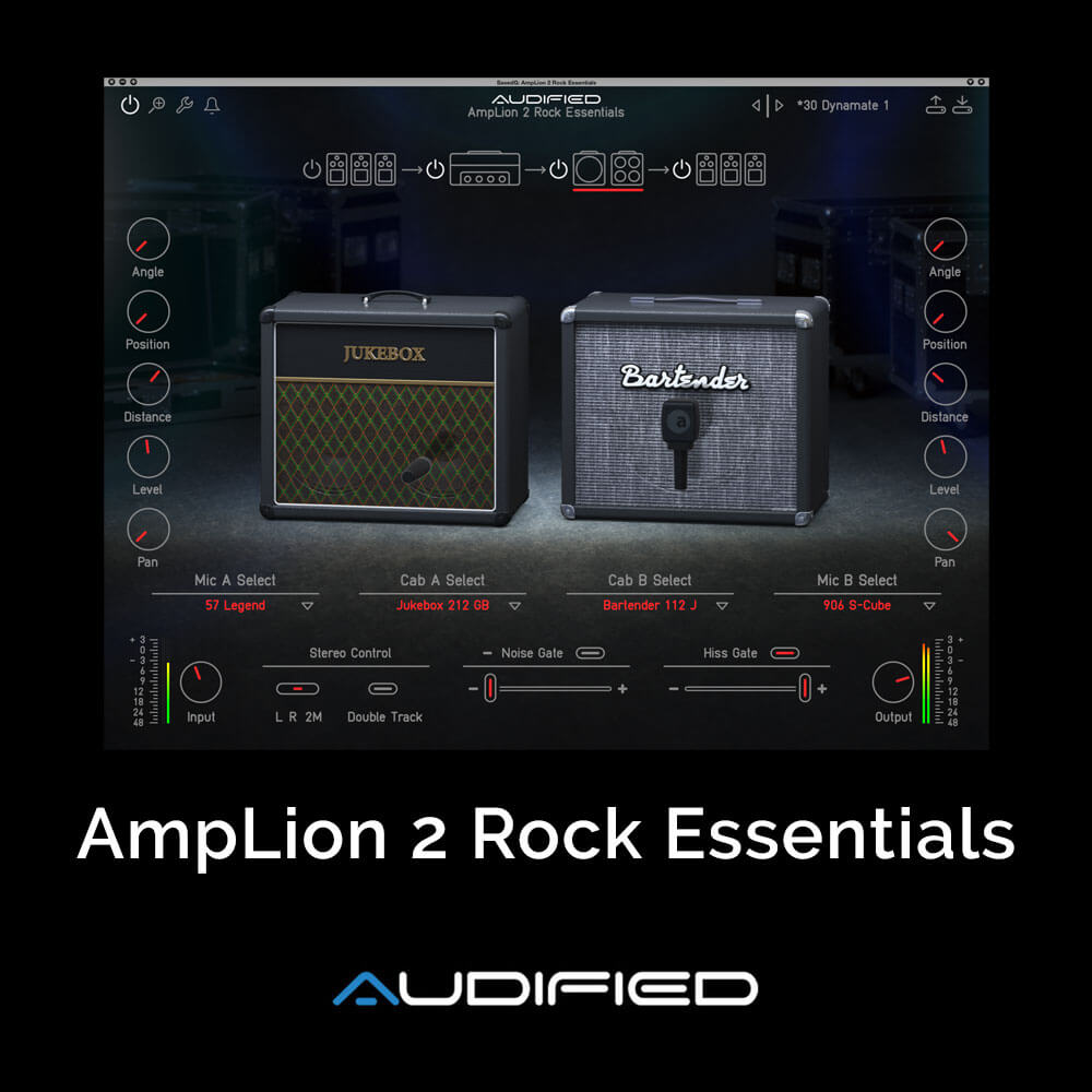 AmpLion 2 Rock Essentials