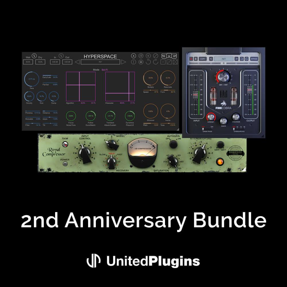 2nd Anniversary Bundle