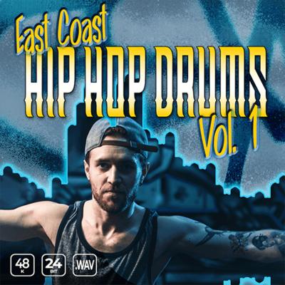 East Coast Hip Hop Drums Vol. 1