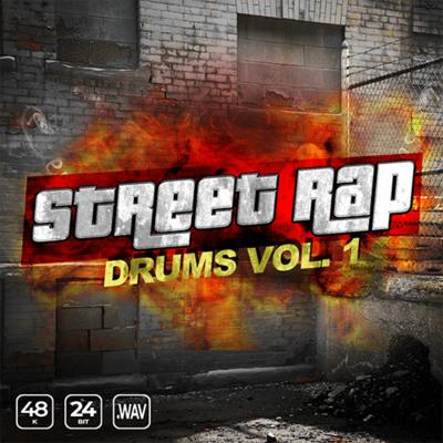 Street Rap Drums Vol. 1
