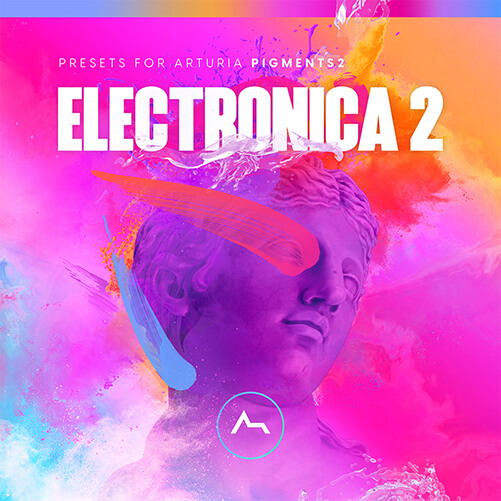 Electronica 2 for Arturia Pigments2
