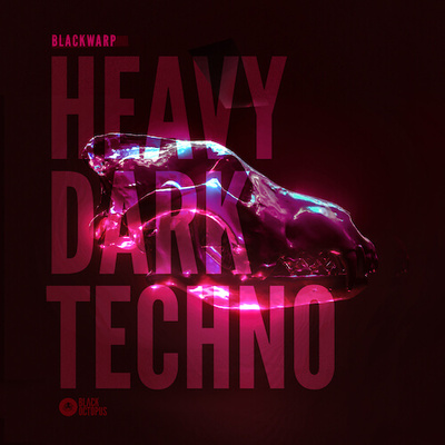 Blackwarp - Heavy Dark Techno Vol. 1