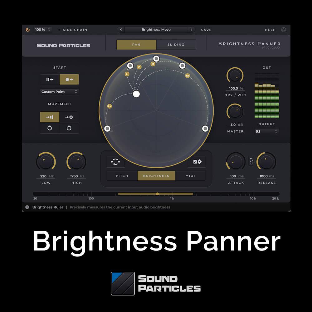 Brightness Panner