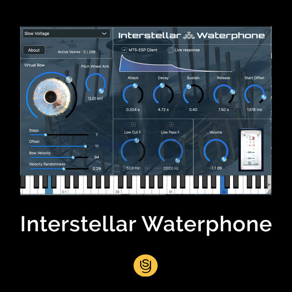 Interstellar Waterphone