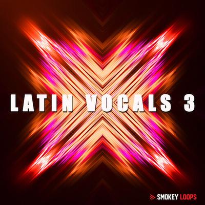 Latin Vocals Vol.3