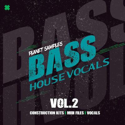 Bass House Vocals Vol.2