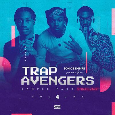 Trap Avengers Vol.4