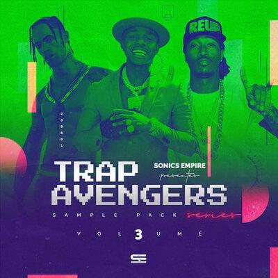 Trap Avengers Vol.3