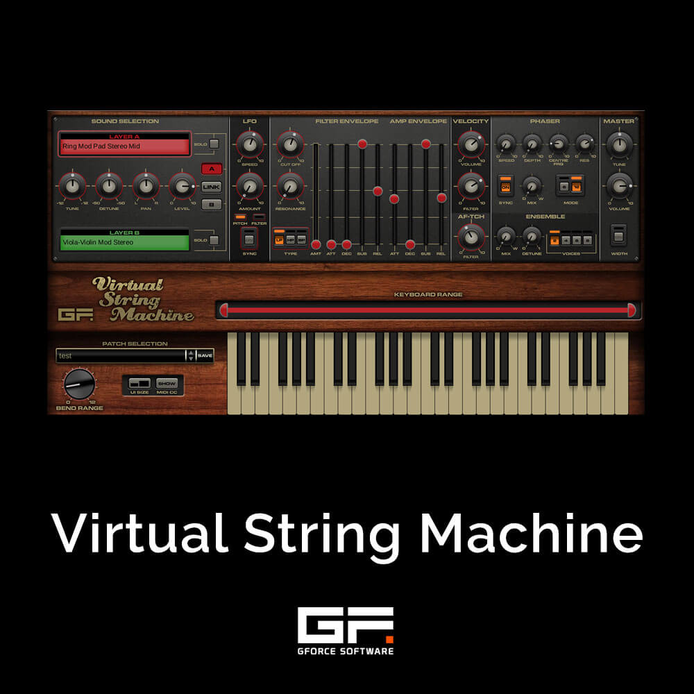 Virtual String Machine