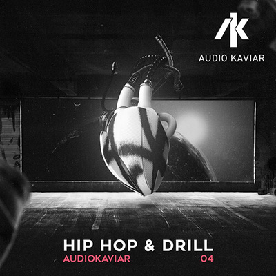 AudioKaviar 04: Hip Hop & Drill for Ableton Live 11