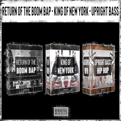 Return Of Boom Bap - King Of New York - Upright Bass