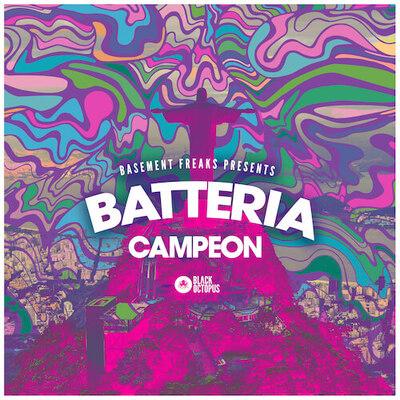 Batteria Campeon by Basement Freaks