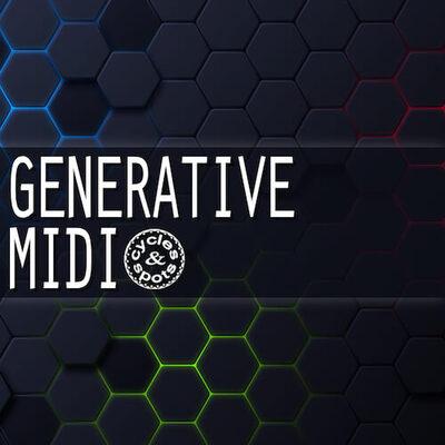 Generative MIDI