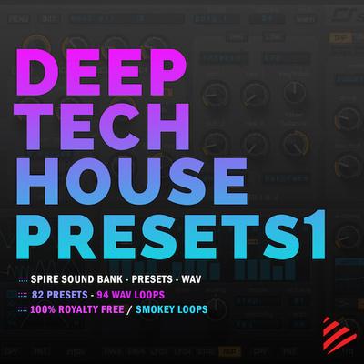 Deep Tech House Presets Vol 1