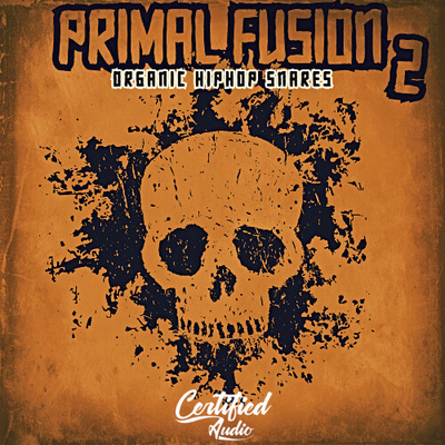 Primal Fusion: Organic Hip Hop Snares 2