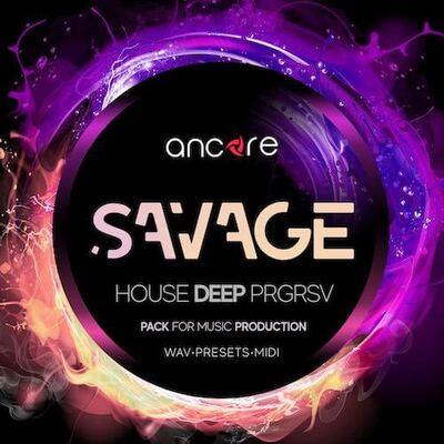 SAVAGE Deep House Producer Pack
