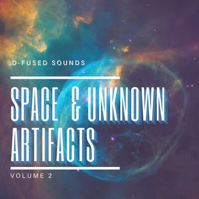 Space & Unknown Artifacts Vol 2