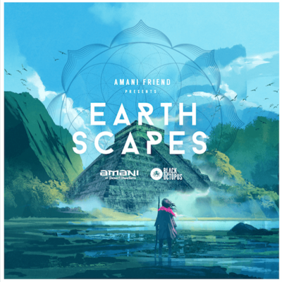 Earthscapes by Amani Friend