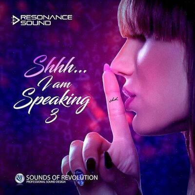 Shhh...I Am Speaking 3