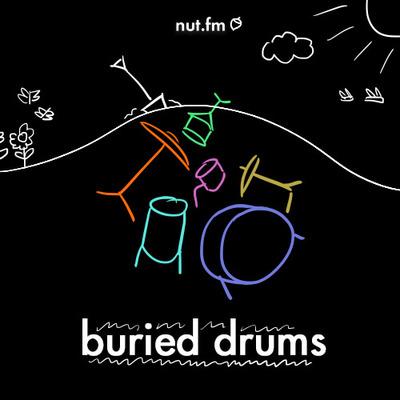 buried drums