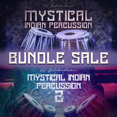 Mystical Indian Percussion Bundle