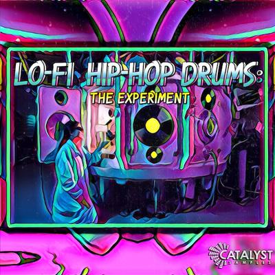 Lo-Fi Hip Hop Drums: The Experiment