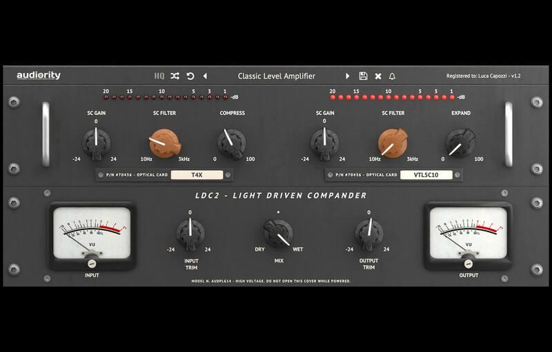 LDC2 Compander
