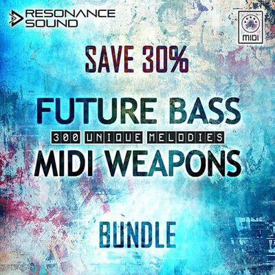 Future Bass MIDI Weapons Bundle