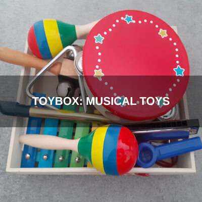 Toybox: Musical Toys