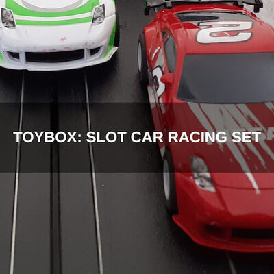 Toybox: Slot Car Racing Set