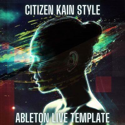 Cloud - Citizen Kain Style Ableton Live Template